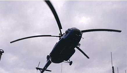 Výškové-práce-za-pomoci-helikoptéry---Výškové-práce-s.r.o.